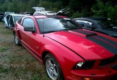 Purchase Air Cleaner FORD MUSTANG 05 06 07 08 09 motorcycle in Carnesville, Georgia, United States, for US $72.00