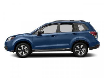 2018 Subaru Forester 2.5i (Quartz Blue Pearl)