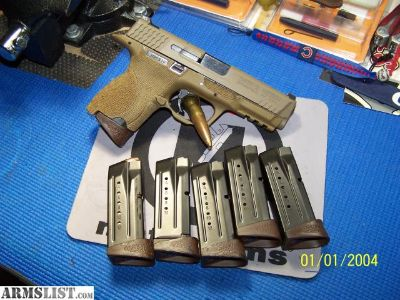 For Sale: S&W M&P9 Custom BOWIE TACTICAL CONCEPTS