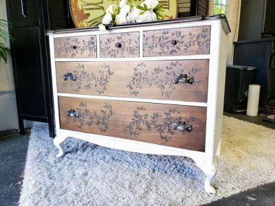 Gorgeous custom finished Dresser