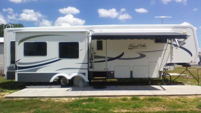 2007 King of the Road, Royal Villa, 5th Wheel for Sale!