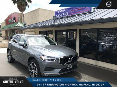 2018 Volvo XC60 momentum (OSMIUM GREY MET)