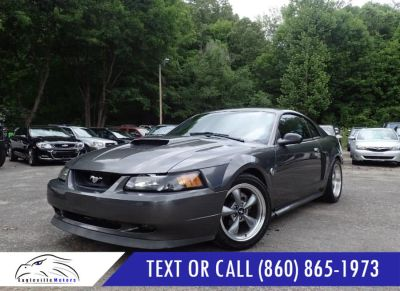 2004 Ford Mustang GT Deluxe (Dark Shadow Grey Metallic)