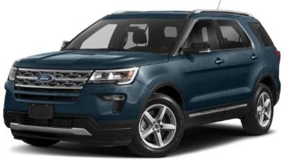 2019 Ford EXPLORER 4WD