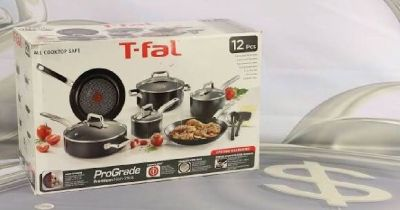TFAL Cooking Set Brand New in the Box
