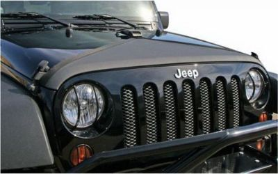 Purchase Rampage 1101 Hood Bra Fits 97-06 Wrangler (LJ) Wrangler (TJ) motorcycle in Burleson, TX, United States, for US $36.23