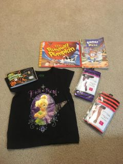 Halloween lot size 4T