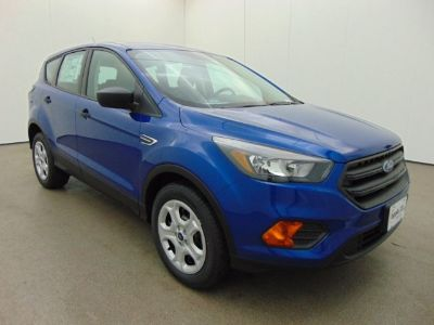 2018 Ford Escape S (Lightning Blue Metallic)