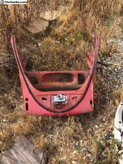 1967 Only Front Clip in great shape