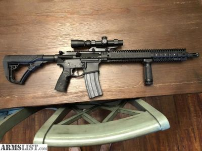 For Sale: Daniel Defense DDM4V9