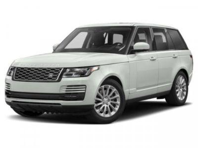 2019 Land Rover Range Rover (Silver)