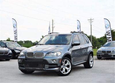 2008 BMW X5 4.8i (Grey)