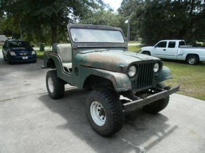 1955 Willys Jeep M38-1A