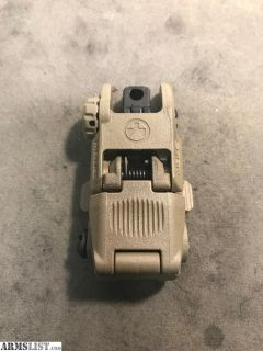 For Sale: Magpul Flip-UP Sights AR 15