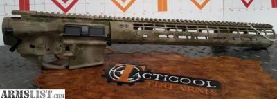 For Sale: AERO PRECISION UPPER/LOWER/HAND GUARD COMBO W/ KRYPTECH PAINT