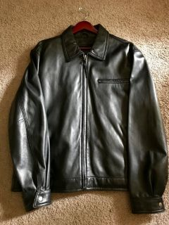 Never Worn American Classic Large Men s Leather Jacket Large