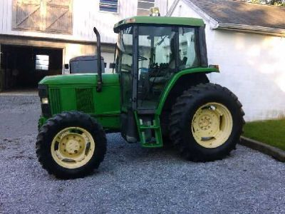 1997 John Deere 6300 Tractor fore sale in Honey Brook, PA.