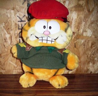 Garfield Collectable Stuff Doll