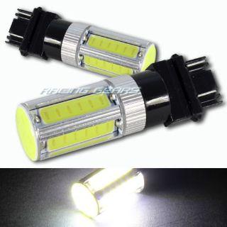 Buy 2x 3157 White LED 18w 12v COB Chipset Parking Brake Turn Signal Brake Light Bulb motorcycle in Walnut, California, United States