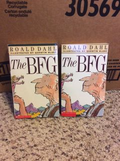 Set of 2 - The BFG