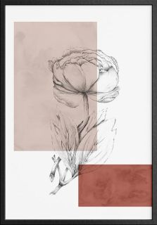 Botanical 5 Art Print