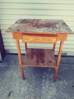 Barnfind, vintage, handcrafted ( great for project )