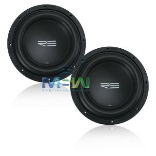 "Buy (2) RE AUDIO SCXv2-10D4 10"" DUAL 4-OHM SUB SUBWOOFERS SCX10 D4 SCX10D4-v2 *PAIR* motorcycle in Santa Ana, California, United States, for US $229.95"