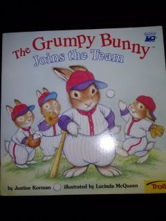 The Grumpy Bunny Joins the Team book