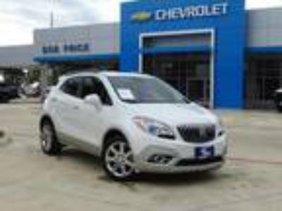 used 2016 Buick Encore for sale.