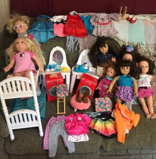 My life doll lot