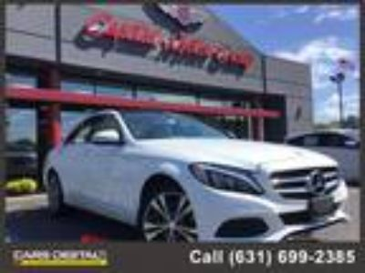 $20995.00 2015 MERCEDES-BENZ C-Class with 44001 miles!
