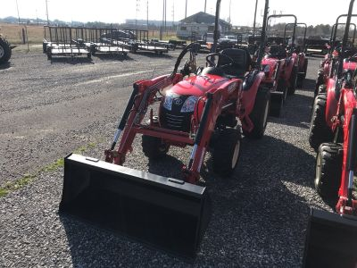 2019 Branson Tractors 2400 Compact Tractors Leesburg, AL