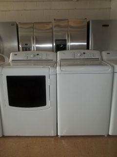 KENMORE ELITE WASHER DRYER SET