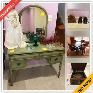 Fairfax Downsizing Online Auction -..