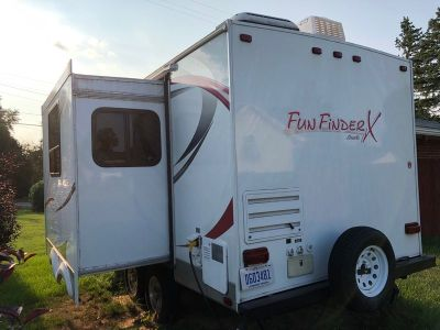 2014 Cruiser RV Fun Finder M210UDS