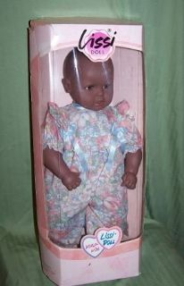 **NEW ** Collectible Lissi Doll & Accessories