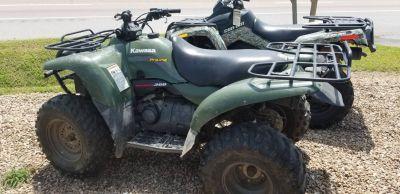 2002 Kawasaki Prairie 300 4x4 Utility ATVs Greeneville, TN