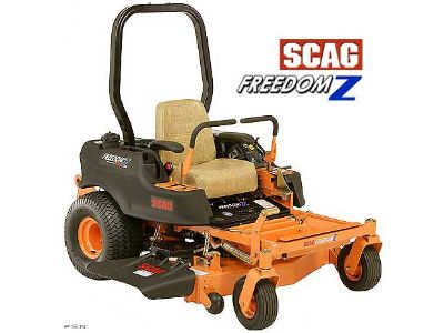 2010 SCAG Power Equipment Freedom Z 52 in. (SFZ52-26BS) Zero-Turn Radius Mowers Lawn Mowers Roca, NE
