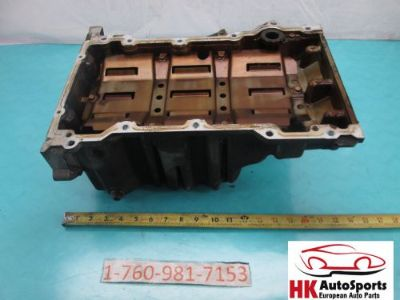 Find CADILLAC CTS ENGINE OIL PAN 2.8L 3.6L RWD AT 12588236 ORIGINAL OEM 2004 2005 motorcycle in Hesperia, California, United States, for US $113.87