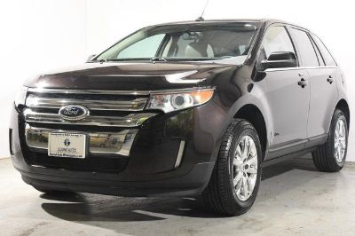2014 Ford Edge Limited (Kodiak Brown Metallic)