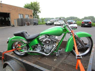 2002 Special Construction Arlen Ness Custom Cruiser Motorcycles South Saint Paul, MN
