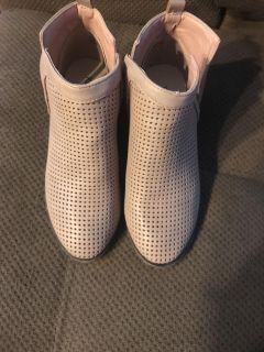 Girls size 13 booties