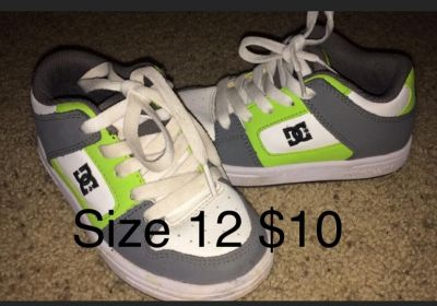 Boys shoes and clothes prices on pictures