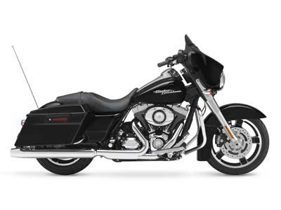2010 Harley-Davidson Street Glide Touring Mentor, OH