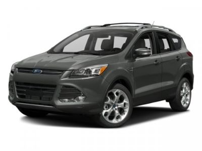 2016 Ford Escape Titanium (White)
