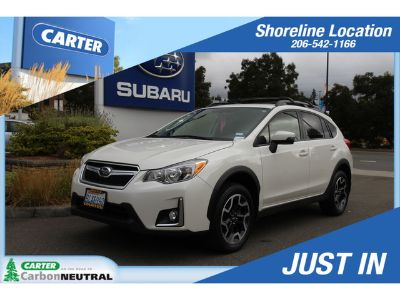 2017 Subaru XV Crosstrek 2.0i Limited (Wh3/White)