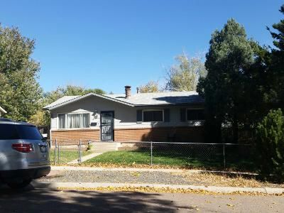 3 Bed 2 Bath Preforeclosure Property in Colorado Springs, CO 80909 - N Dunsmere St