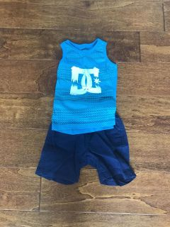 Dc boy outfit