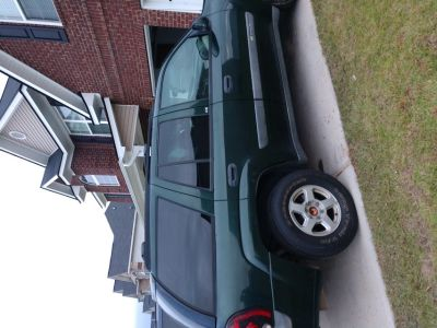 2003 Trailblazer runs just need some TLC originally purchased from auction in Savannah.