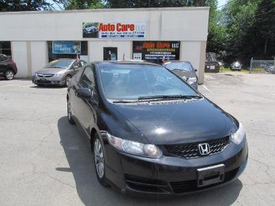 2009 Honda Civic EX (Crystal Black Pearl)